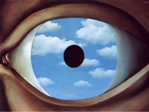 magritte-occhio