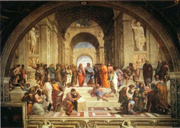 Raffaello scuola-di-atene-1509