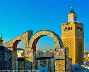 tunisi minareto