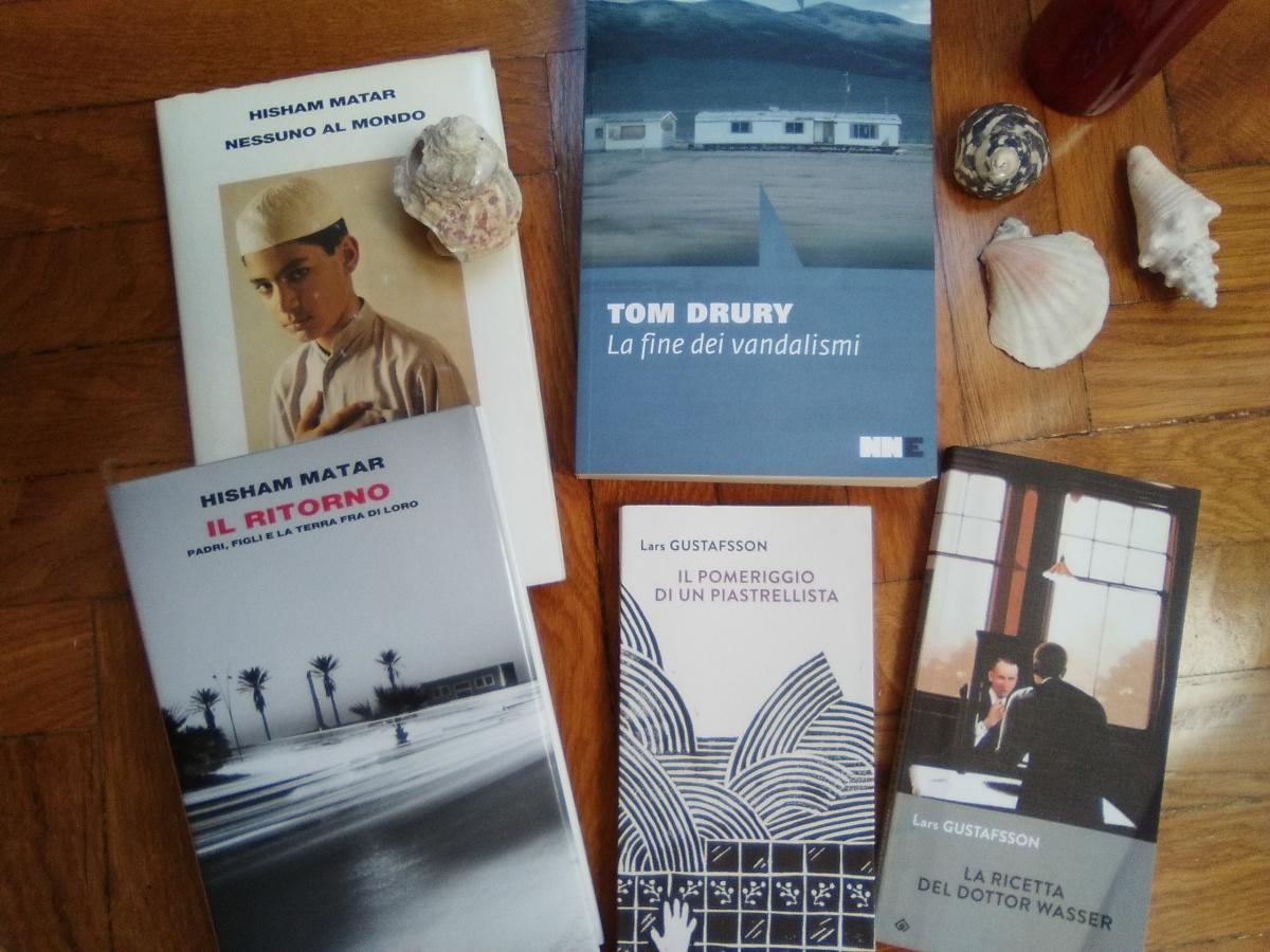 Tempo di (nuovi) libri
