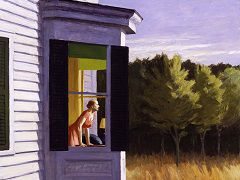 Hopper cape-cod-morning