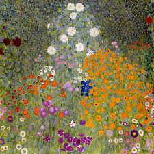 klimt fiori