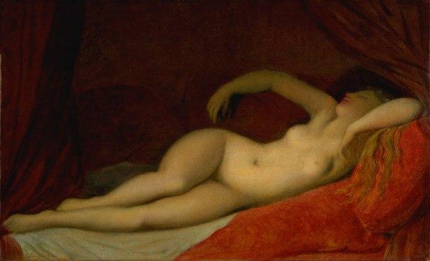 La-dormiente-di-Napoli-Ingres