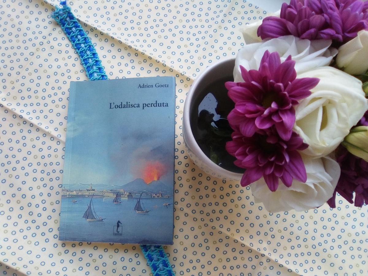 """L'odalisca perduta, Adrien Goetz: """"La dormiente di Napoli"""""""