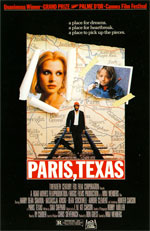 Paris Texas locandina