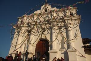 Zambon Chiesa-Chichicastenango-Guatemala