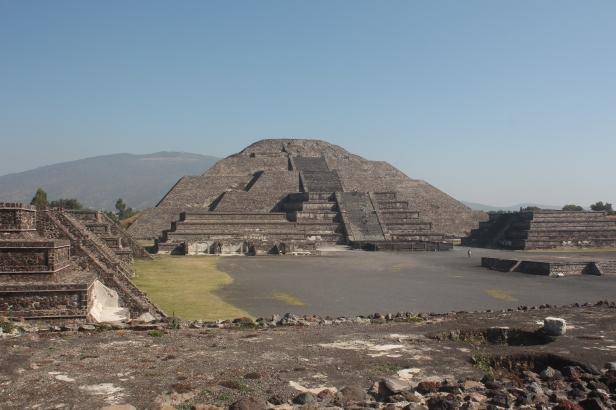 Zambon Teotihuacan-Messico