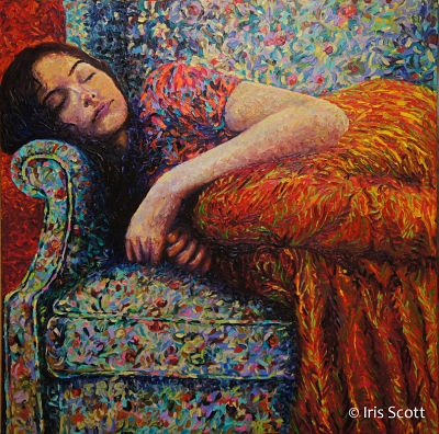 Iris Scott donna