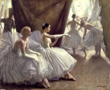 laura-knight-ballet 1936
