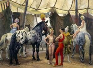 Laura Knight Circus Matinee