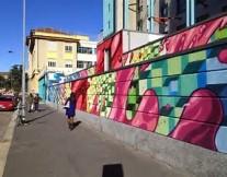 murale pini