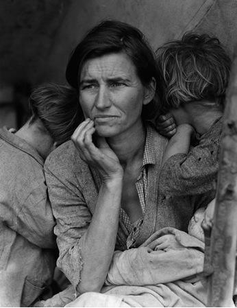 Lange migrant mother