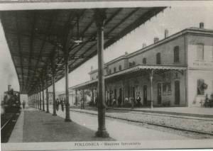 follonica vecchia stazione
