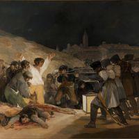 Francisco Goya: il 3 maggio 1808. Il volto feroce dell'occupazione francese