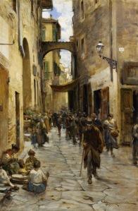 signorini_telemaco_il_ghetto_di_firenze_