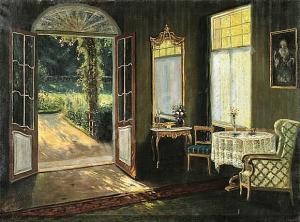 Zhukovsky Inside Sunny, 1923, Stanislav Zhukovsky