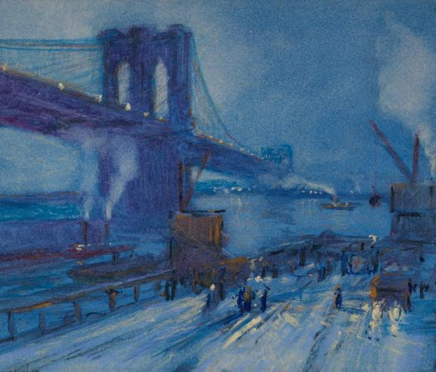 Jonas Lie_Brooklyn_Bridge_z