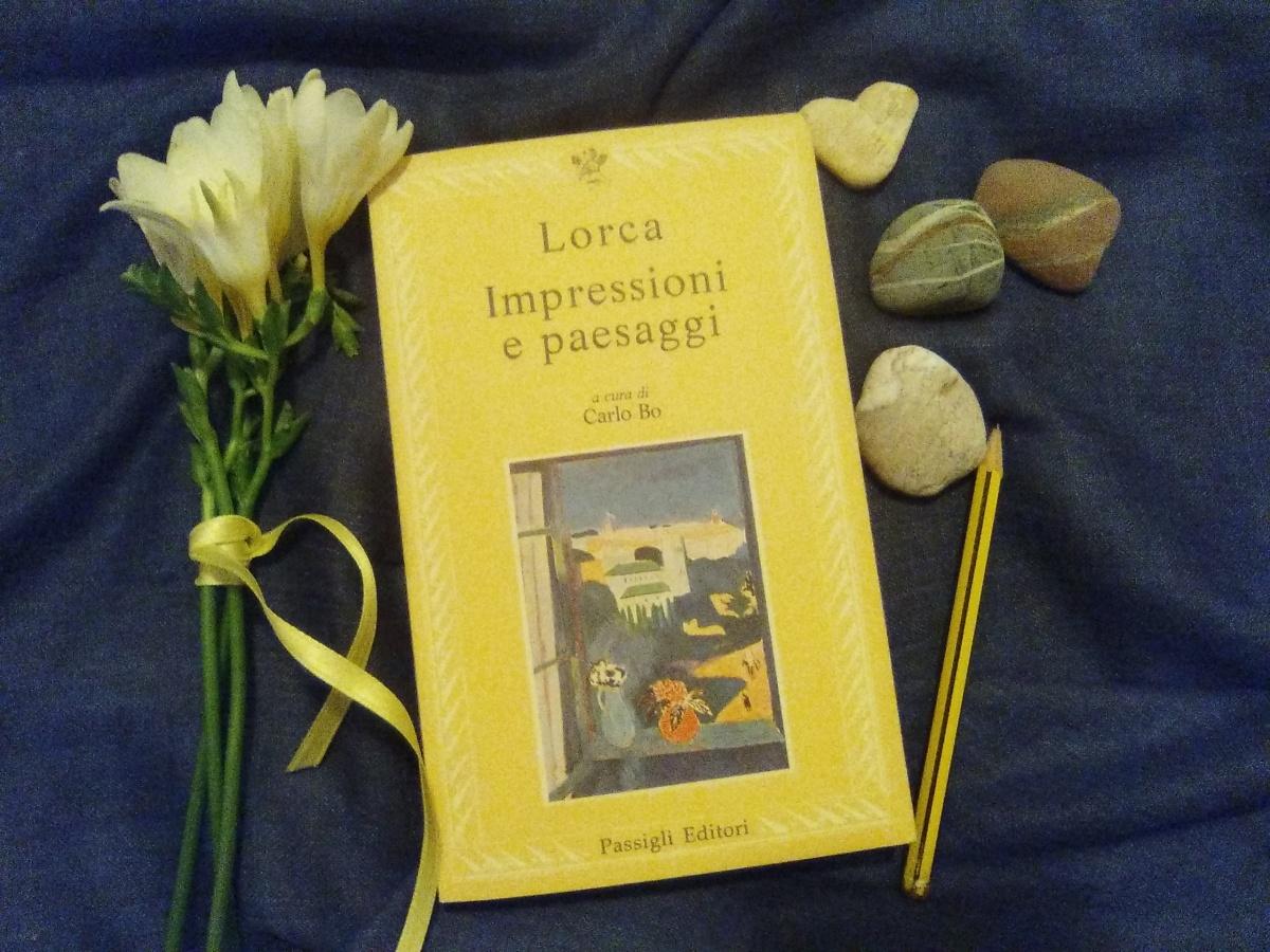 F.G. Lorca, Impressioni e paesaggi