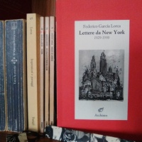 F.G. Lorca, Poeta a New York.