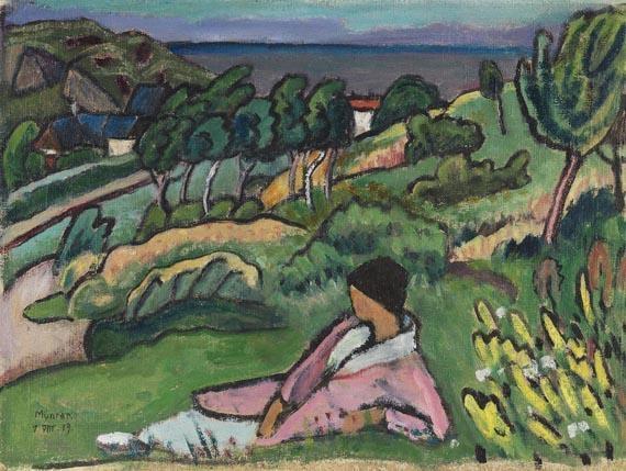 Munter landschaft-am-meer-1919(1)