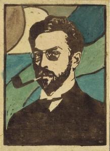 Munter portrait-of-wassily-kandinsky-1906