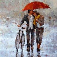 Andre Kohn, il colore della pioggia