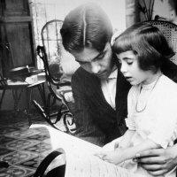 F.G. Lorca, Casida de las palomas oscuras