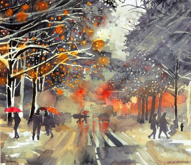 Maja-Wronska ombrelli-