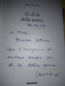 Busnelli dedica