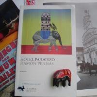 Ramón Pernas, Hotel Paradiso. Una storia circolare, come la pista del circo