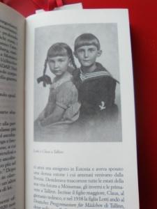 Brokken baltiche Lotti e Claus