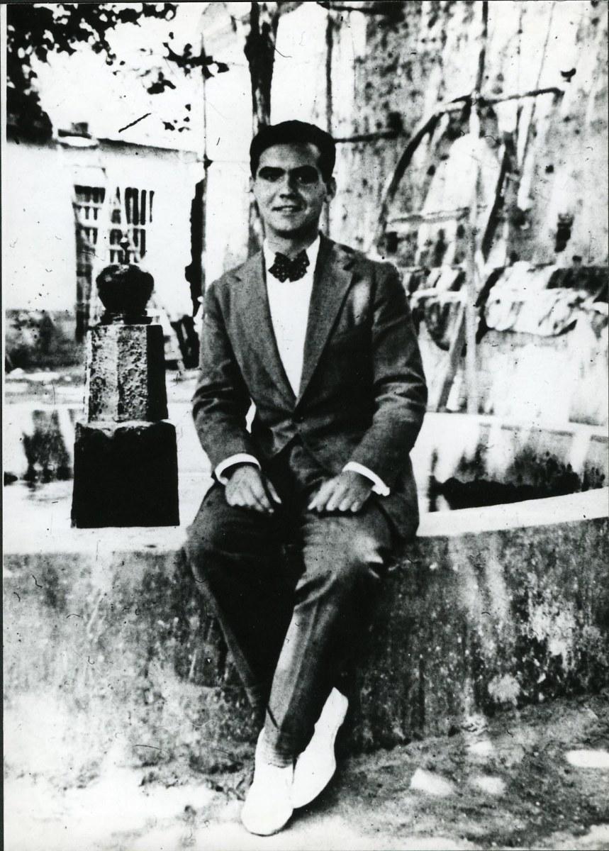 Federico García Lorca, Libro de Poemas