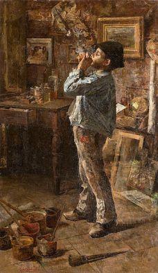 Sottocornola_Giovanni,_Anch'io_pittore_o_Dilettante_o_Lo_studio_del_pittore