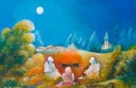 Alberta Baglione riflessi di luna