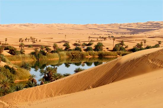 deserto fezzan
