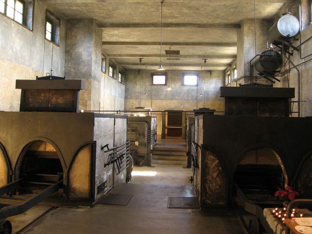 TerezínCrematorium