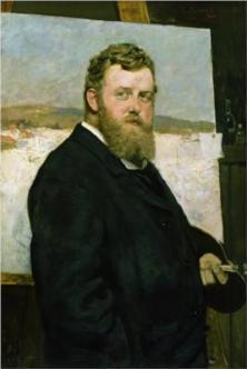 Thaulow ritratto