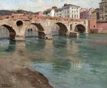 Thaulow Verona Ponte Pietra