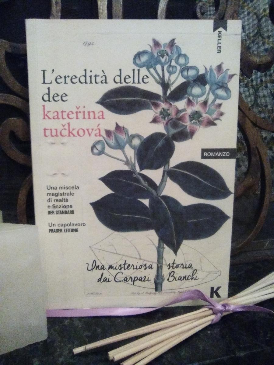 Kateřina Tučková, L'eredità delle dee. Una misteriosa storia dai Carpazi bianchi