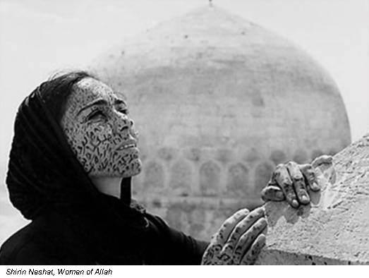Shirin Neshat women of Allah