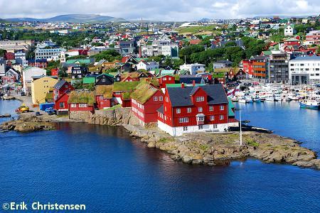 Faroe Streymoy-Isole-Faroe