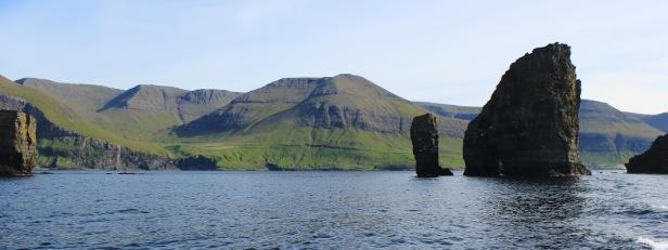 Faroe Vagar by Janos Palotas