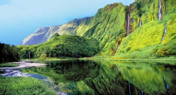 Azzorre acque smeraldo