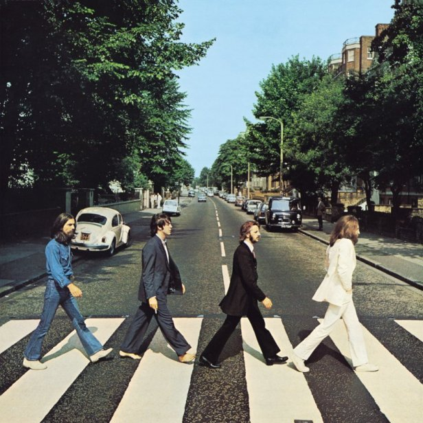 beatles-abbey-road copertina disco