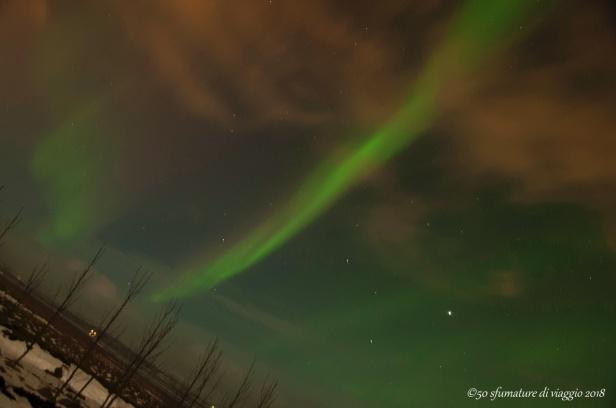 H S islanda aurora
