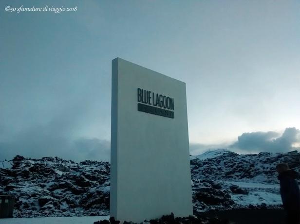 H S islanda blue lagoon