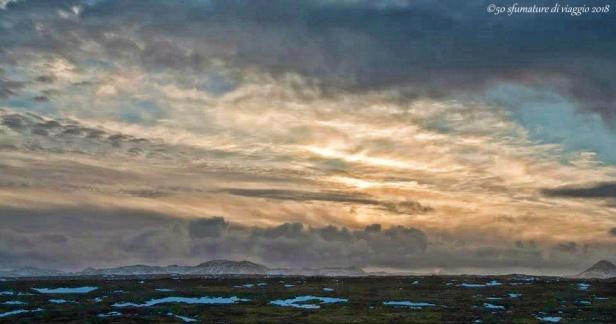 H S islanda cieli e panorami