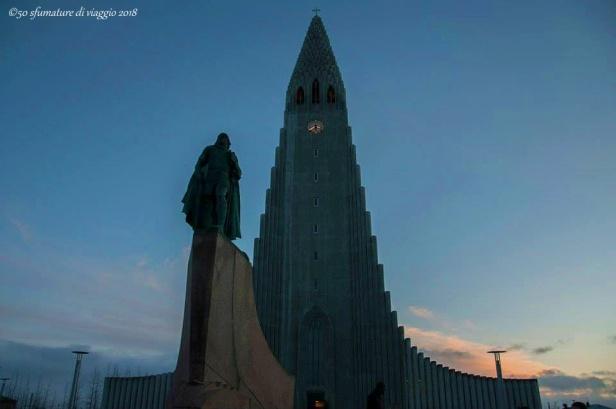 H S islanda, Hallgrímstorg -Reykjavík