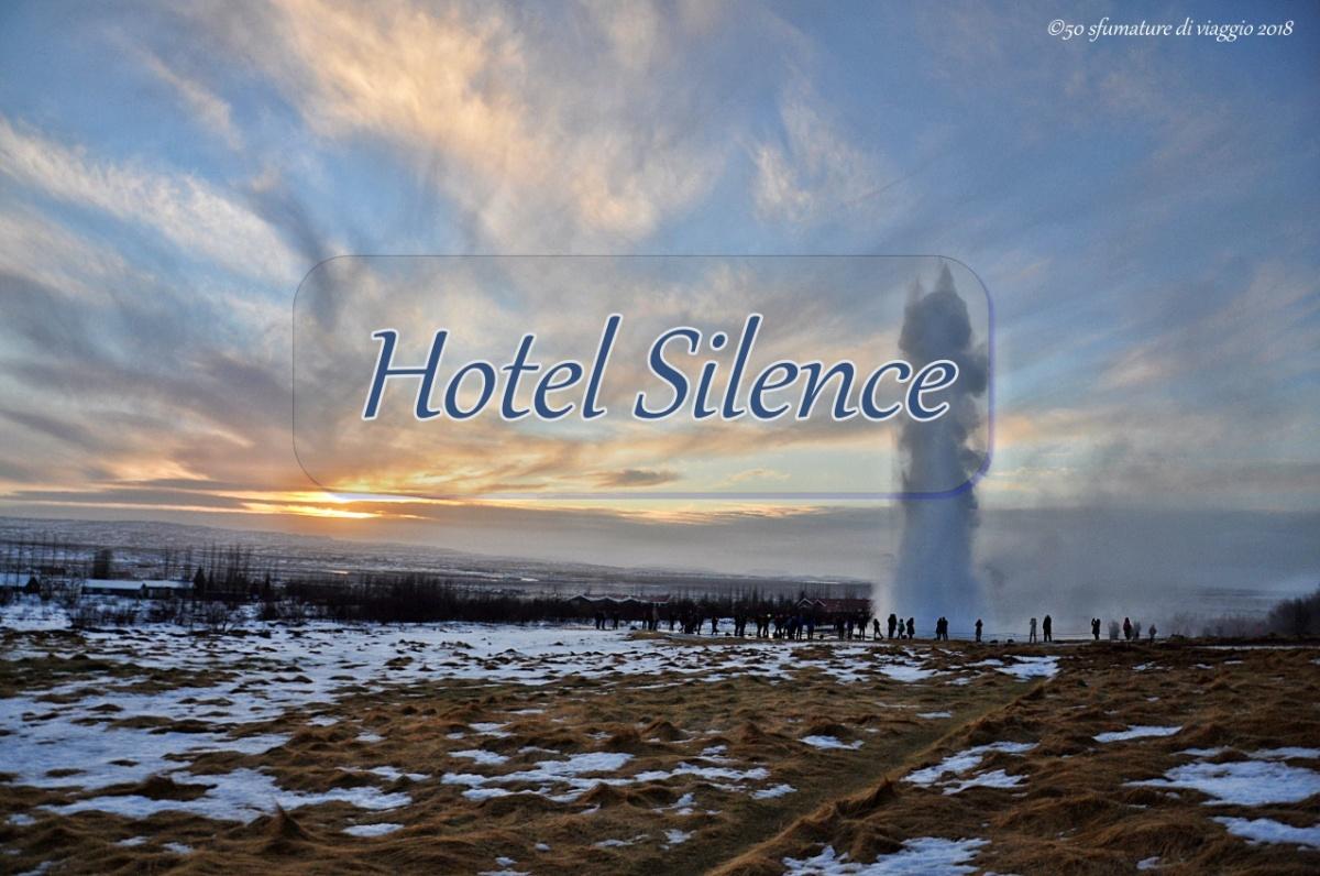 """Hotel Silence, A.A. Ólafsdóttir. """"La luce delle stelle più lontane è quella che arriva agli uomini più tardi"""""""