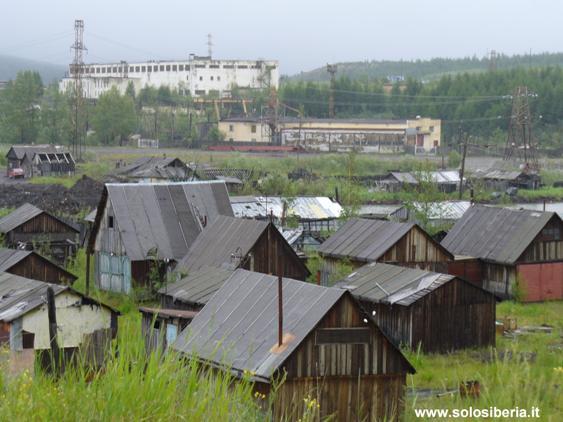 kolyma villaggio